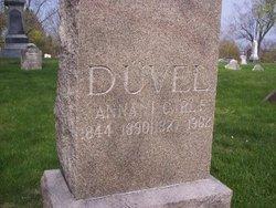 "Charles Frederick Wilhelm ""Carl"" Duvel"