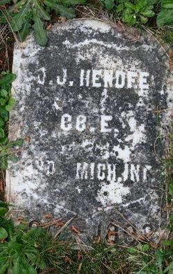 John Jackson Hendee