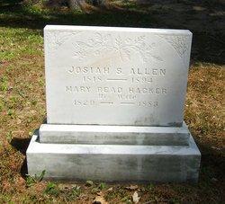 Josiah S Allen