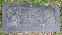 """Elizabeth C. """"Bettie"""" <I>McQuary</I> Daniel"""