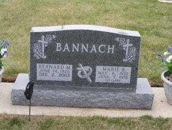 Bernard M. Bannach