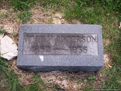 "Russella Easton ""Rose"" Anderson"
