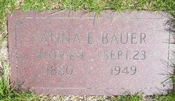 Anna E. <I>Kettler</I> Bauer