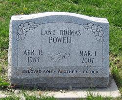 Lane Thomas Powell
