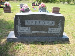 Mary E. <I>Williamson</I> Mefford
