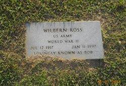 """Wilbern Robert """"Bob"""" Ross"""