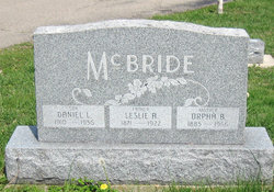 Orpha Blanche <I>Pitman</I> McBride