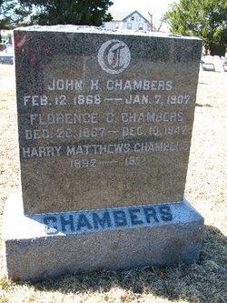 John Hibbett Chambers