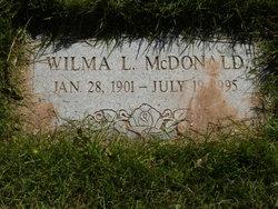 Wilma Belle <I>Linton</I> McDonald