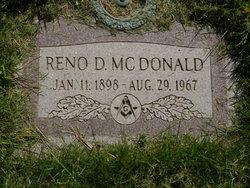 Reno Duncan McDonald