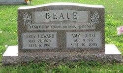 Amy Louise <I>Rinehart</I> Beale