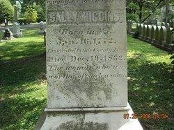Sally <I>Allen</I> Higgins