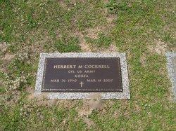 Herbert M Cockrell