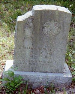 William Chancey Todd