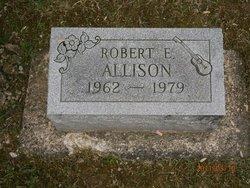 Robert E Allison