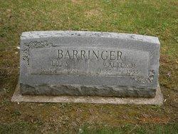 Walter M Barringer