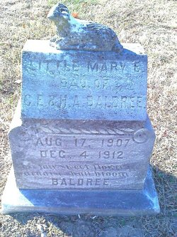 Mary E Baldree