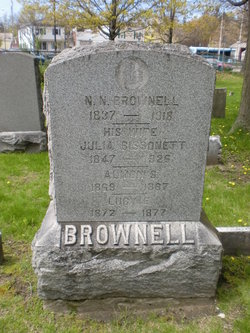 Almon S Brownell