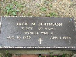Jack M Johnson