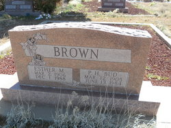 Esther M. Brown