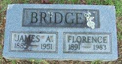Florence <I>Thompson</I> Bridger
