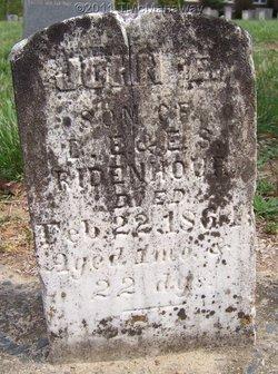 John E. Ridenhour