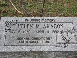 Helen M Aragon