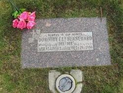 """Dorothy E """"Dee Dee"""" Blanchard (1934-1986) - Find A Grave Memorial"""