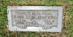 Jeanne Louise Armstrong
