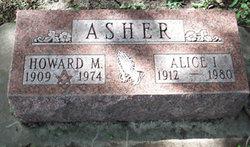 Alice I Asher