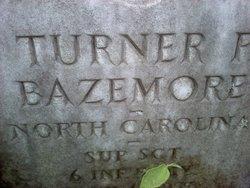 Turner Franklin Bazemore
