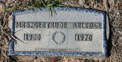 Gertrude Arledge