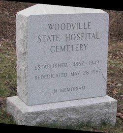Woodville State Hospital Cemetery