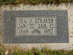 Ira J Strayer