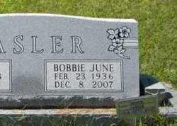 Bobbie June <I>Russell</I> Basler