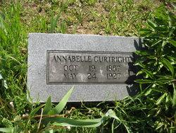 Anna Bell <I>Barker</I> Curtright