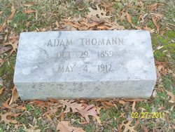 Adam Thomann