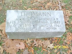 Jacob P Thomann