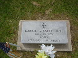 Darrell Stanley Riebel