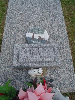 Eugene Leroy Orton