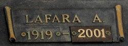 Lafara A. <I>Daniel</I> Dean