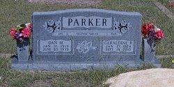 Geraldine Gerrie R. <I>Foust</I> Parker
