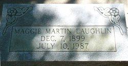 Maggie Mae <I>Martin</I> Laughlin