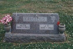 """John Cecil """"J. C."""" Crecelius"""