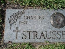 "Charles ""Charlie"" Straussberger"