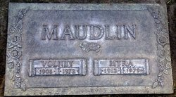 """Volney Clements """"Vol"""" Maudlin"""