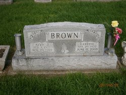Alva J Brown