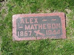 Alex Matheson