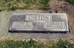 Edith Grace <I>Warner</I> Girton