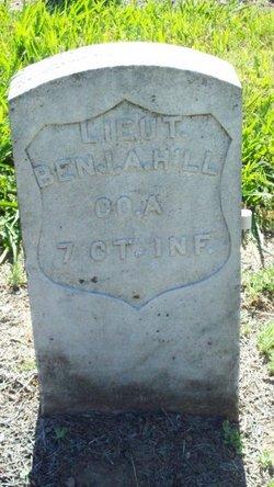 Benjamin Ansel Hill